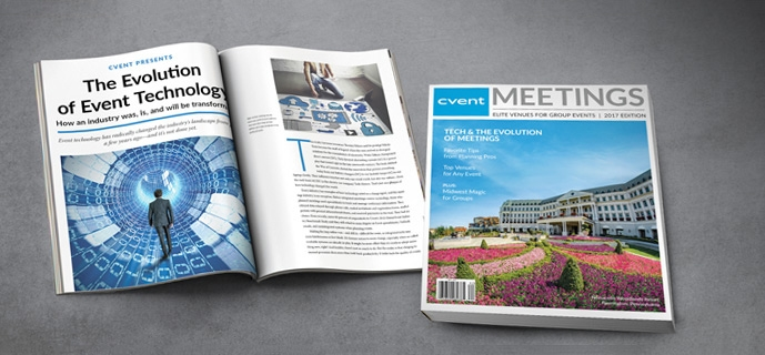 Cvent Meetings Magazine